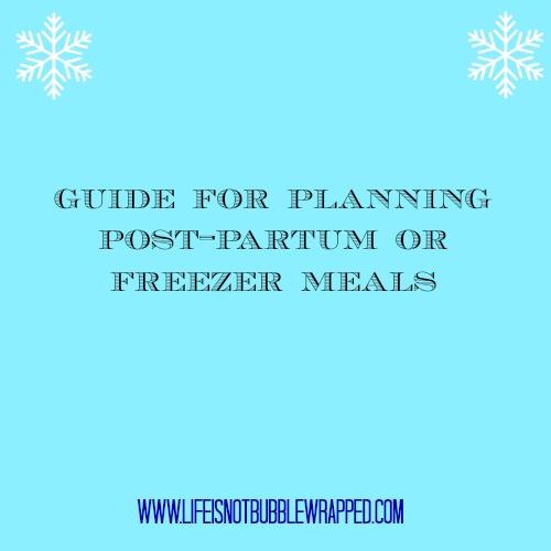 guideplanning feezermeals